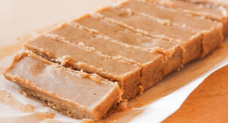 Almond Butter Fudge