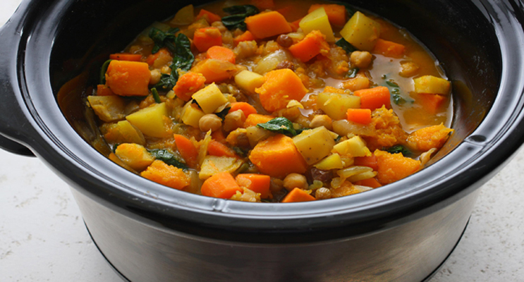 January Veggie Stew